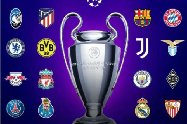 Definen días para los cruces de 8vos. de final en Champions League