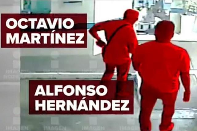 Publican los últimos momentos de los 2 federales antes de ser secuestrados