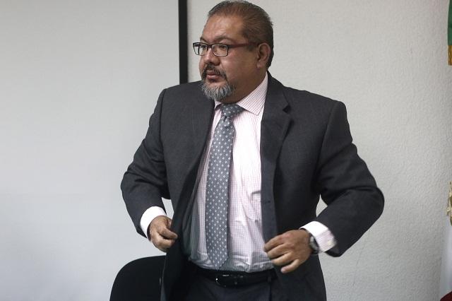 Congreso aun no notifica a suplente de González Magaña en CAIP