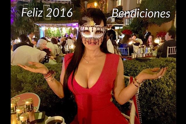 Maribel Guardia, Danna Paola y Livia Brito desean feliz 2016