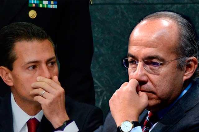 AMLO exhibe cómo Peña y Calderón favorecieron a bancos