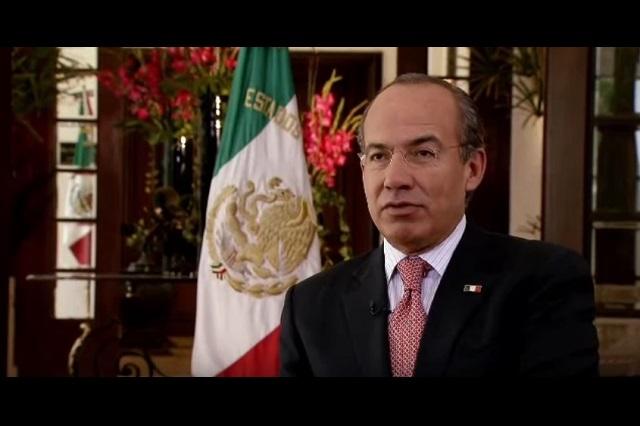 Calderón critica mensaje bíblico de AMLO y le lanza otra cita bíblica