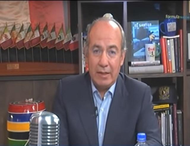 En renuncia de Germán Martínez, Hacienda no es el problema, dice Calderón