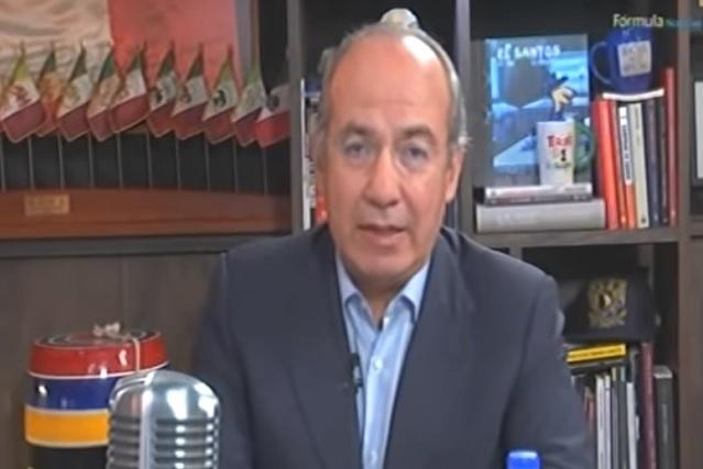 El gobierno ignora complejidad del sector energético, revira Felipe Calderón