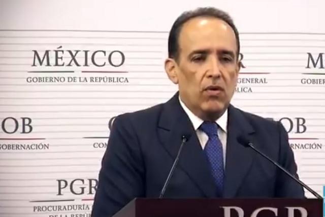 Renuncian a la Fiscalía Felipe de Jesús Muñoz y Omar García Harfuch