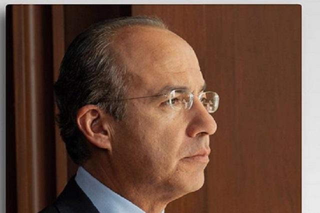Felipe Calderón defiende a Chumel Torres y dice que AMLO pone apodos