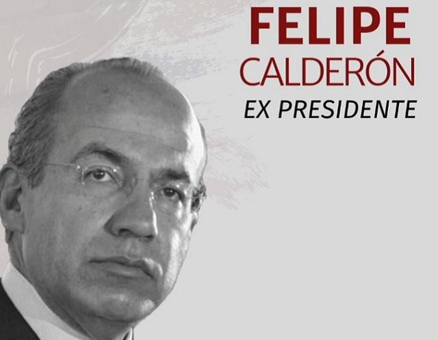 16 mil firmas piden cancelar plática de Calderón en Tec de Monterrey