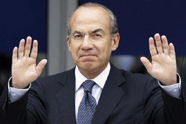 Fundación reconoce que le dolerá que Calderón dejé de donar su pensión
