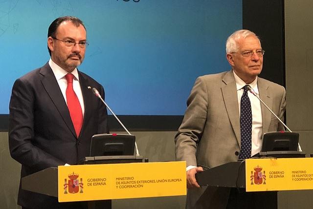 El rey Felipe VI de España asistirá a la toma de posesión de AMLO