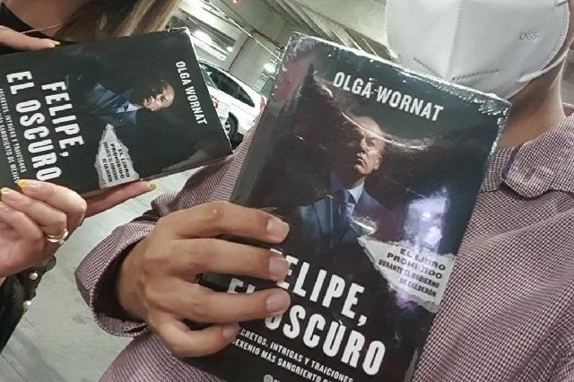 Felipe El Oscuro narra problemas con el alcohol de Calderón