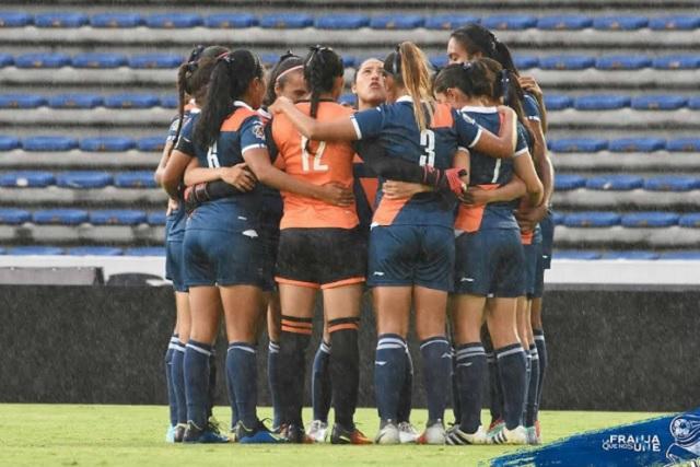 Club Puebla femenil se lleva el clásico ante Lobos BUAP