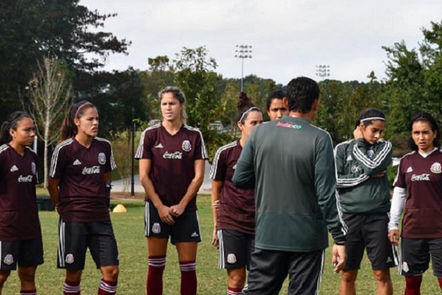 ¡Oso Femenil! México queda fuera del Mundial Francia 2019