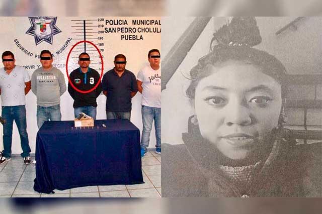 Cae feminicida de Coronango cuando asaltaba tienda en Cholula