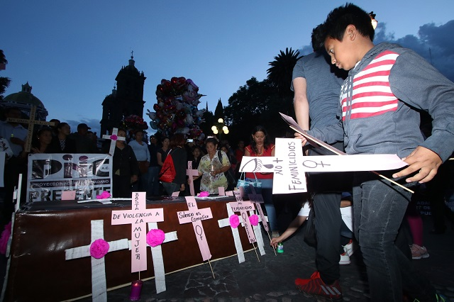 Antes del 15 de marzo se sabrá si hay alerta de género en Puebla