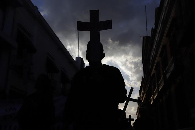 Feminicidio y no suicidio muerte de joven en Villa Guadalupe
