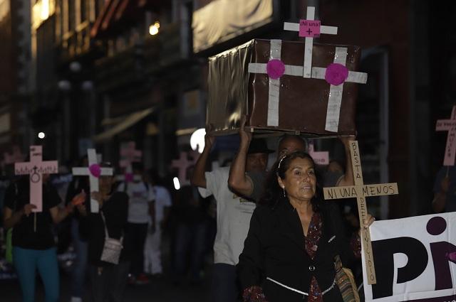El peor enero en feminicidios registra Puebla en 2019: Odesyr