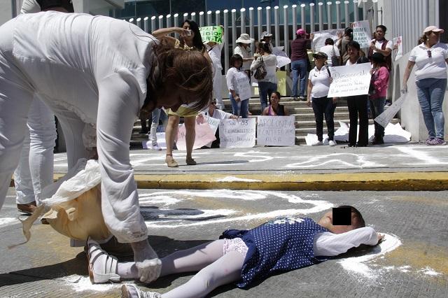 Por goteo: dan 741 mp más a Puebla para la alerta de género