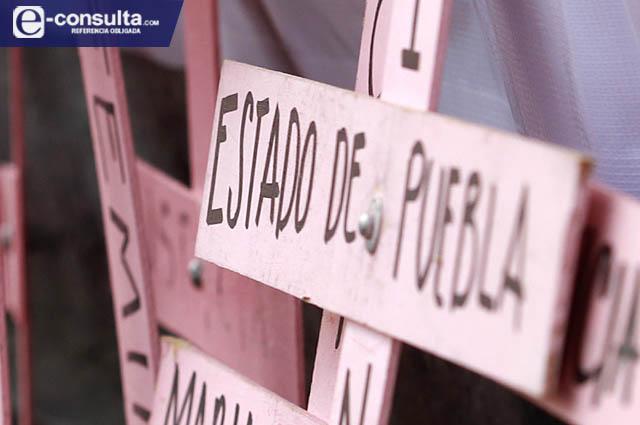 Puebla cierra el 2020 con 21% más feminicidios que en 2019