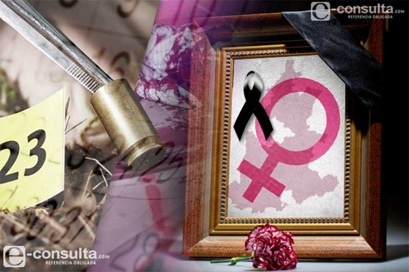 Muerte violenta hallaron 4 mujeres el fin de semana en Puebla