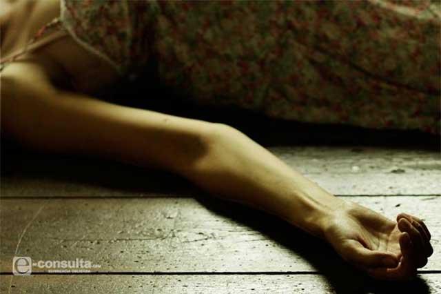 Su pareja identifica a la mujer hallada muerta en barranca