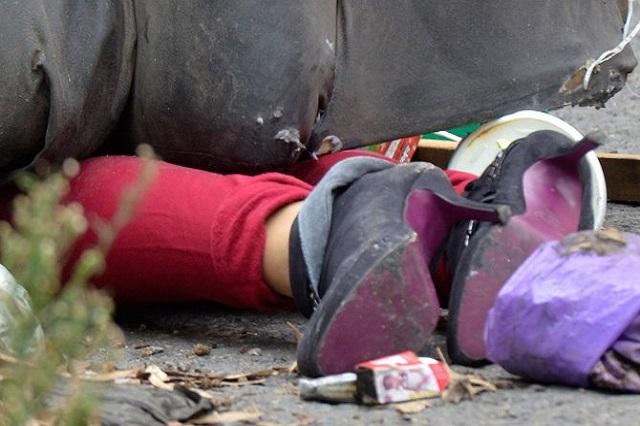 Con puñaladas en el corazón asesinan a joven en Huixcolotla
