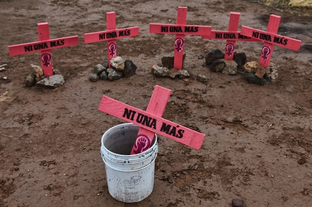 Crecen hasta 60% feminicidios apenas en 5 años en Puebla