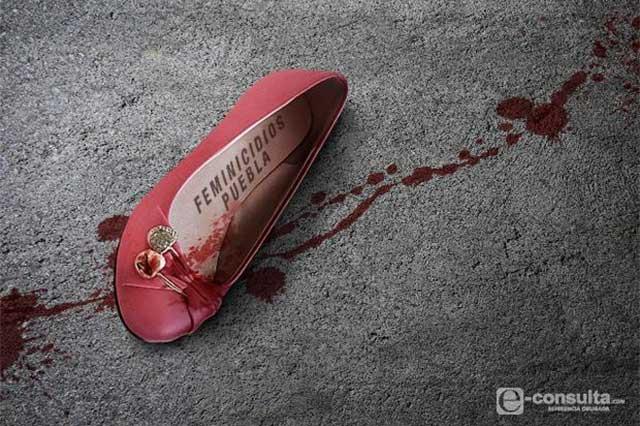 El feminicidio y la violencia contra las mujeres aumenta en Puebla