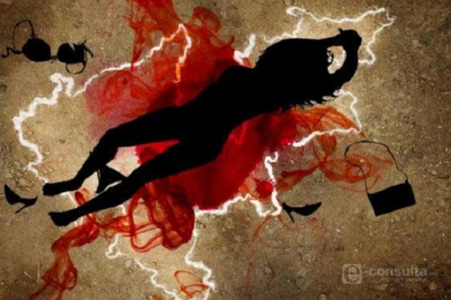 Sujeto apuñala y mata a su esposa y luego se suicida, en Tepexi de Rodríguez