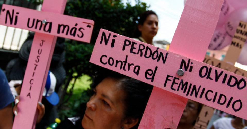 Estudio ONU-Segob reporta 15 mil 535 homicidios de mujeres desde 2011
