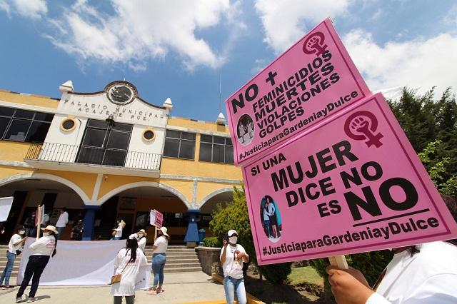 Figuran 5 municipios de Puebla entre 100 con más feminicidios