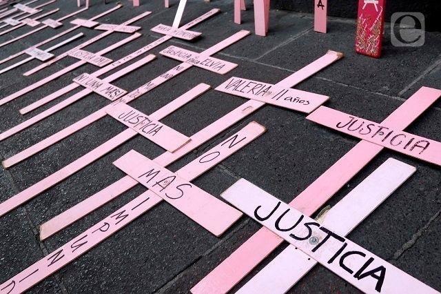 Habrá caminata en memoria de víctimas de feminicidio en Puebla