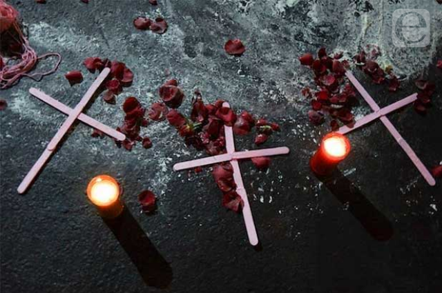 Puebla tiene un feminicidio cada 5 días pese a alerta de género