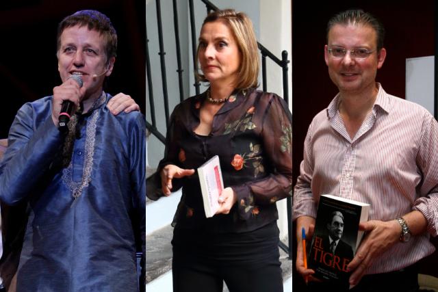 Gutiérrez Müller, Paxman y Velasco presentes en la 31 Fenali Buap