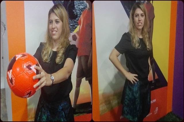 Fernanda Lozano, la esperanza del futbol femenil en México