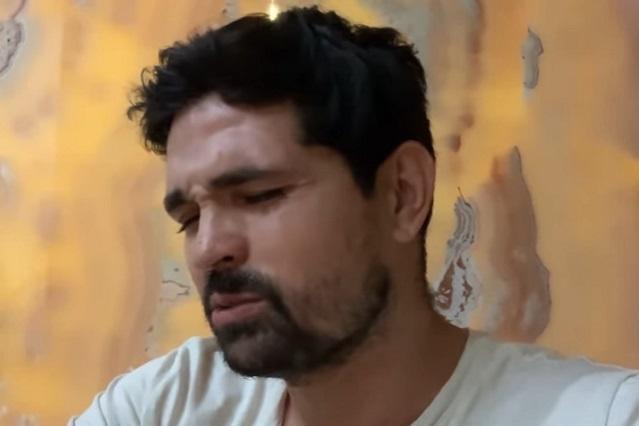 Ferdinando Valencia comparte video de la lucha por Dante
