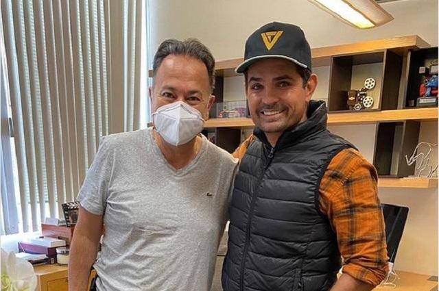 Ferdinando Valencia reemplazará a Eleazar en La Mexicana y El Güero