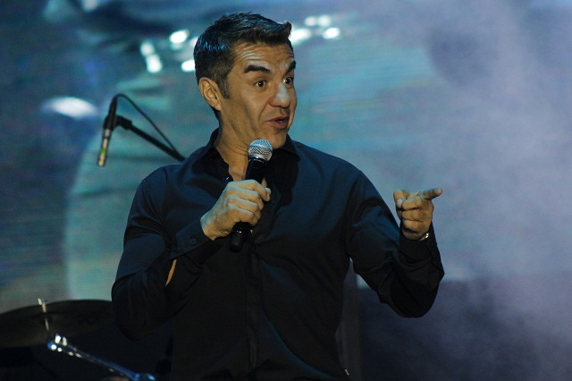 Adrián Uribe lleva el humor al foro artístico de la Feria de Puebla 2016