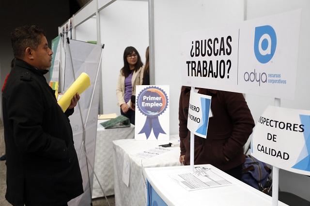 Mantiene Puebla tasa de desempleo de 2.5% en 2019
