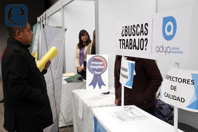 Puebla pierde empleos formales y aumenta ocupación informal