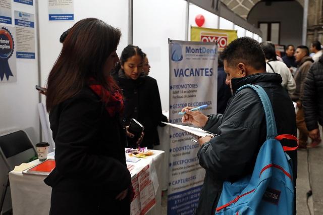 En tres meses subió .3% la desocupación en Puebla: Inegi
