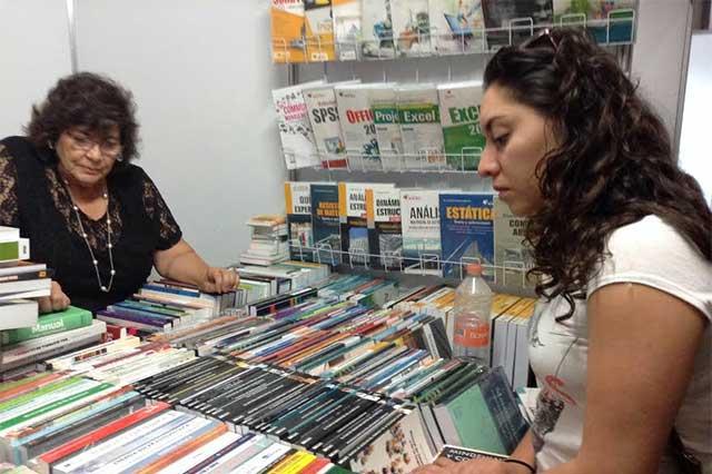 Celebra 30 aniversario la Feria Nacional del Libro de la BUAP