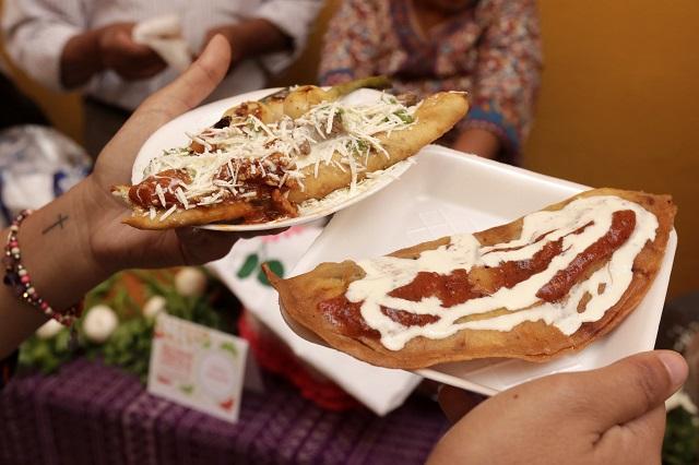 San Pedro Cholula espera 1 mdp con la Feria del Molote