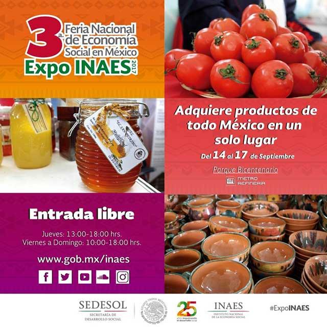 Puebla participará en la Feria Nacional de Economía Social