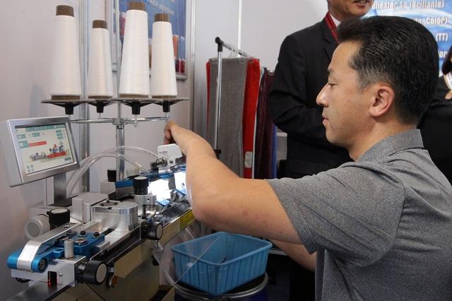 Sector textil de la confección genera 600 mdd por exportación: Cabalán