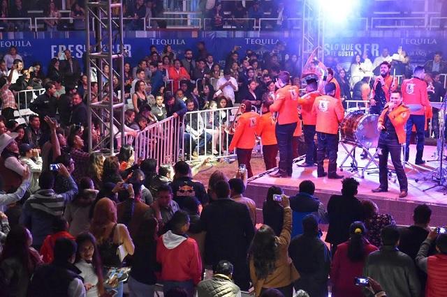 Inician eventos en el Foro Artístico y la Feria de Cholula