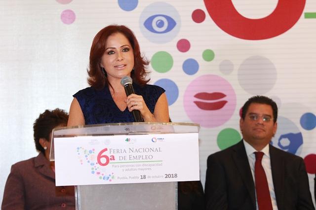 Sexta Feria del Empleo atendió a adultos mayores y discapacitados