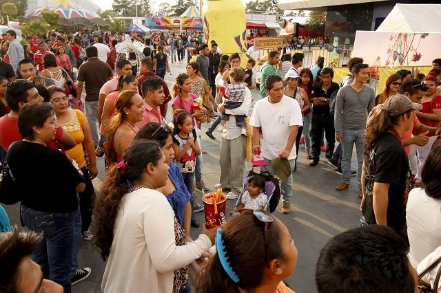 Esperan que Feria de Puebla 2017 deje ganancias por  480 mdp