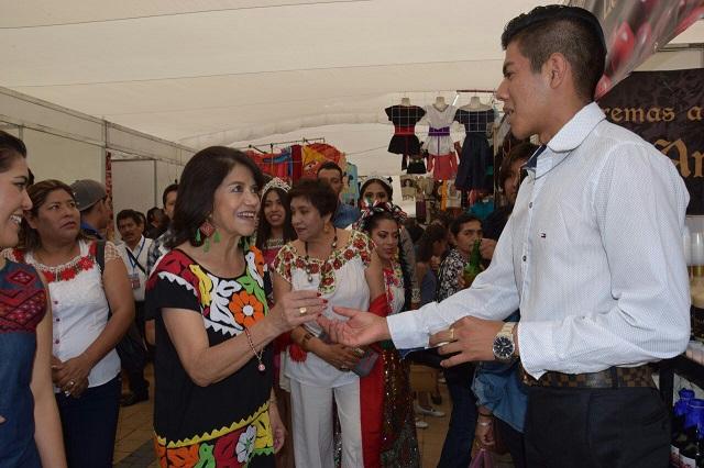 Comienza la edición 68 de la Feria de San Pedro Cholula