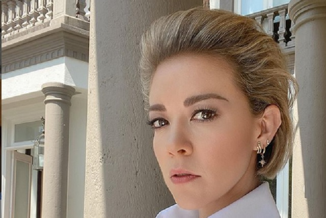 Hospitalizan de emergencia a la actriz Fernanda Castillo