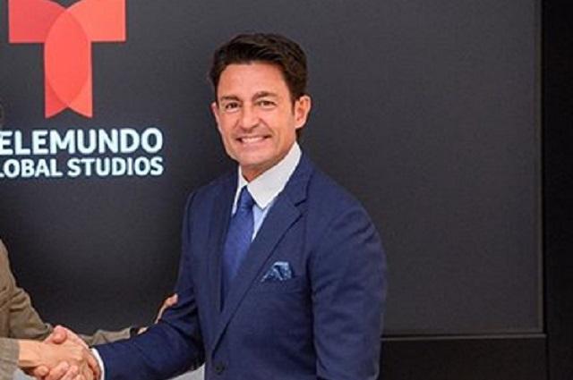 Fernando Colunga deja Televisa y se une a las filas de Telemundo